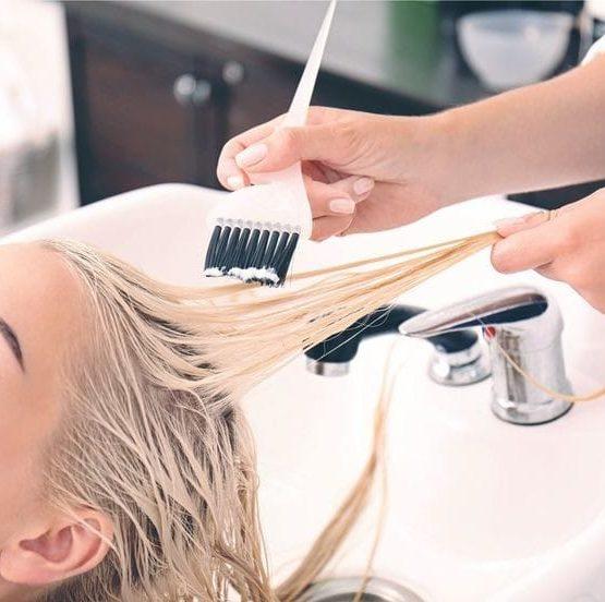 Парикмахерские женские услуги